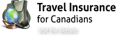 Travel Insurance for Canadians